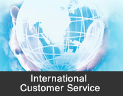 International Customer Service